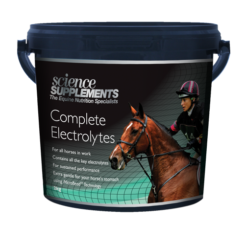 Complete Electrolytes - Electrolyte Supplement for Horses