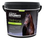 WellHorse Veteran - Veteran Horse Supplement