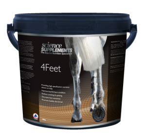 4Feet - Horse Hoof Supplement