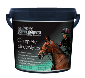 Complete Electrolytes - Horse Electrolyte Supplement