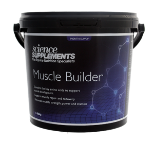 Muscle Builder 1.86kg - Horse Muscle Building Supplement
