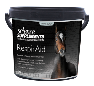 RespirAid - Horse Respiratory Supplement