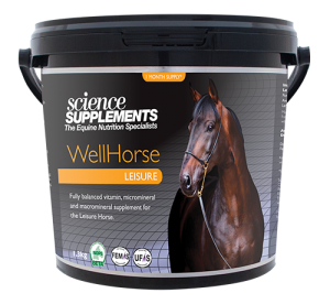 WellHorse Leisure 1.3kg - Horse Feed Balancer