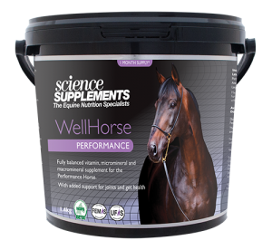 WellHorse Performance 1.4kg - Horse Feed Balancer